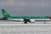 EI-LBS Boeing 757-2Q8 Aer Lingus (Op by ASL Airlines) Take-off Roll at Dublin Airport to Washington Dulles 28th February 2018 (Conor O'Flaherty) Tags: eilbs boeing 757 757200 7572q8 aerlingus asl shamrock snow winter beastfromtheeast stormemma dublinairport eidw dub dublin airport aviation jet pratt pw2040 ireland takeoff plane runway