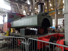 Andrew Barclay (Pete 1957) Tags: train trains rail railway railroad dock dockyard engine loco crane carriage chatham kent