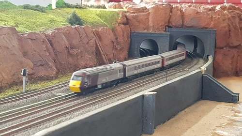 Felixstowe Area N Gauge Society Club Open Day