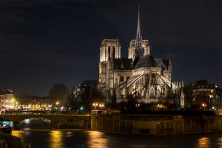 dos de Notre Dame
