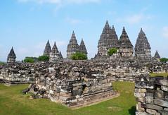 Prambanan Temple (Niall Corbet) Tags: indonesia java prambanan hindu temple unesco worldheritagesite explore explored
