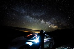 Death Valley National Park night selfie (Jay Dee Texas) Tags: astrophotography deathvalley stars milkyway desertnight desert california nationalpark nightselfie