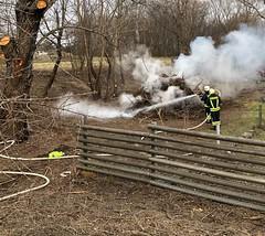Flurbrand 26.03.2018