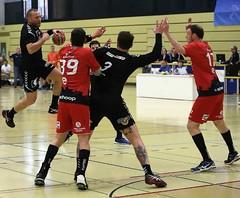 AW3Z4083_R.Varadi_R.Varadi_R.Varadi_R.Varadi (Robi33) Tags: action ball basel foul handball championship fight audience referees switzerland fun play gamescene sports sportshall viewers