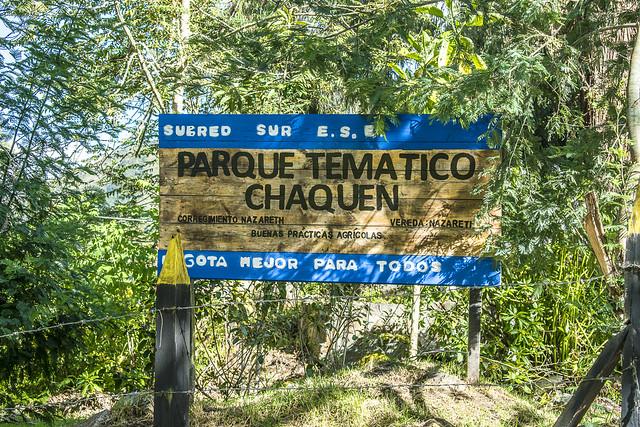 Nodo Sumapaz - Parque Chaquén