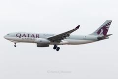 A7AFZ @ PRG.jpg (patrickmeissner90) Tags: lkpr a7afz 1406 prg prague a332 qatarairwayscargo