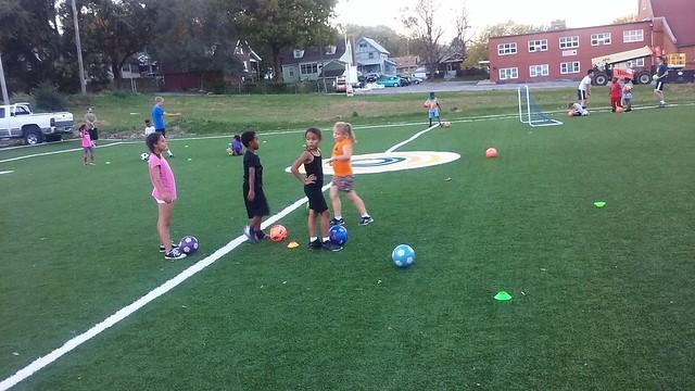 Soccer Clinic 2016