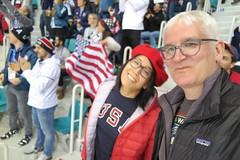 IMG_0807 (Mud Boy) Tags: southkorea rok korea republicofkorea olympics winter winterolympicstripwithjoyce winterolympics the2018winterolympics xxiiiolympicwintergames pyeongchang2018 womensicehockeyfinalusawingoldaftershootoutovercanada joyce joyceshu clay clayhensley clayturnerhensley kwandonghockeycentre officiallyknownasthexxiiiolympicwintergameskorean제23회동계올림픽 translitjeisipsamhoedonggyeollimpikandcommonlyknownaspyeongchang2018 wasaninternationalwintermultisporteventheldbetween9and25february2018inpyeongchangcounty gangwonprovince withtheopeningroundsforcertaineventsheldon8february2018 theeveoftheopeningceremony