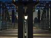 Trepppe Landungsbrücke (Torsten schlüter) Tags: deutschland hamburg elbe landungsbrücken blauestunde stahl brücke olympus 75mm 2018