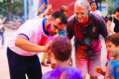 IMG_4346 (Indian Business Chamber in Hanoi (Incham Hanoi)) Tags: holi 2018 festivalofcolors incham