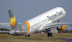 VP-BUM LMML 03-04-2018 (Burmarrad (Mark) Camenzuli Thank you for the 12.2) Tags: airline thomas cook aircraft airbus a321211 registration vpbum cn 3267 lmml 03042018