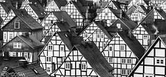 FREUDENBERG (01dgn) Tags: freudenberg nrw bw fachwerk fachwerkhaus oldcity altstadt deutschland germany almanya