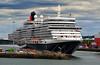 Queen Elizabeth (Beardy Vulcan II) Tags: queenelizabeth queen elizabeth ship liner watercraft dock harbour water coast rivertest southamptonwater southampton hampshire england summer july 2017