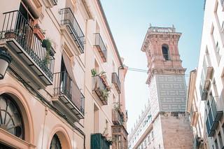 Vistas de Valencia.