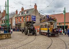 Beamish Museum 'Great War Steam Fair' 8-4-2018 (KS Railway Gallery) Tags: beamish museum great war steam fair