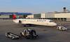 Pushing Back (Treflyn) Tags: minneapolis msp delta air lines boeing 717200 717 712 n970at push back gate charlotte airport clt flight st pauls