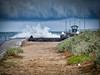 Mordialloc (Thunder1203) Tags: aurorahdr beachesofaustralia melbourne mordialloccreek olympusomdem10 pier portphillipbay seascape topazstudio weathersea clouds hdr photomatix seaside skylum mordialloc victoria australia au