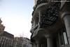 Barcelona - The Stacks (Caroline Forest Images) Tags: spain barcelona catalunya travel europe city cityscape architecture passeigdegracia gaudi antoniogaudi lapedrera casamilà