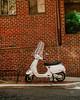 City Ride. (HelloI'mJulia.) Tags: fuji fujifeed fujixt2 fujifilmxt2 fujifilm 35mm 35mmf14 vespa xt2 georgetown street streetphotography