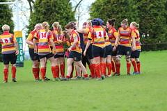 Mellish Ladies Rugby Team VS Peterborough Ladies Rugby Team Game 22-04-2018 (5096) (philip.lindhurst) Tags: