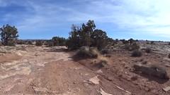 Trail Ride (Blue Sky/Red Rocks\Jeep) Tags: utah 4x4 jeepcherokeexj adventure canyonlands exploring bluesky redrocks