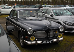 1968 Volvo Amazon P13134 (rvandermaar) Tags: 1968 volvo amazon p13134 volvoamazon 13134 sidecode1 import ah4237 rvdm
