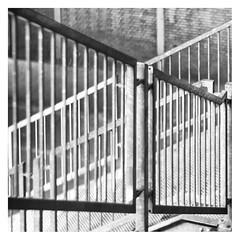 Handrails (leo.roos) Tags: handrail noiretblanc stairs staircase stairway electriciteitsfabriek denhaag thehague a7s meyerprimoplanf75cm119 meyerprimoplan7519 1940 exakta darosa leoroos