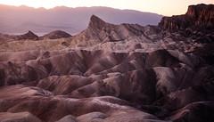 Zabriskie (sashamokrohuz) Tags: landscapehunter zabriskie point death valley nps usa desert rocks sunset colors