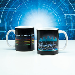 Ready Player One Oasis Mug (mywowstuff) Tags: gifts gadgets cool family friends funny shopping men women kids home