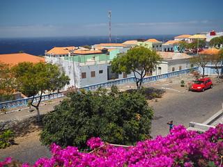 Cape Verde Cabo Verde São Filipe Fogo Old Town  © Kapverden ©