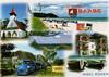 2001 Germany // Rad- + Wanderurlaub auf Rügen // Baabe (Postkarte) (maerzbecher-Deutschland zu Fuss) Tags: 2001 deutschland germany maerzbecher deutschlandzufuss deutschlandzufus rügen postkarte baabe mecklenburgvorpommern