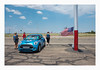 Three women and a car (philippe*) Tags: midpoint visitors route66 texas adrian