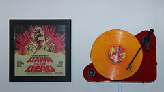 They must be destroyed on sight! (allremixes) Tags: dawn dead soundtrack goblin vinyl collection