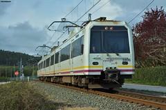 3800 (firedmanager) Tags: ferrocarril railtransport renfe feve cantabria tren train trena 3800 víaestrecha narrowgauge cercanías