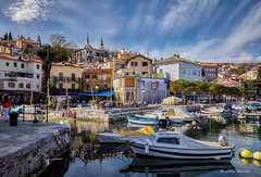 Volosko (MountMan Photo) Tags: volosko liburnia primorskogoranska croatia cityscape waterfront more sea