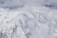 flying over the French Alps Europe (roli_b) Tags: flying over french alps france mountains snow aerial view luftbild luftaufnahme frankreich berge
