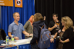 Billy Boyd Meet and Greet (irrational.photography) Tags: billy boyd meet greet cos play cosplay anime japan comic book comicbook convention costume movie tv show dress up mascarade masquerade