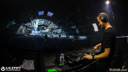 Armin van Buuren @ 20th year anniversary edition of Ultra Music Festival