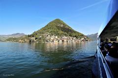 arriviamo .......... (IVAN 63) Tags: monteisola lagodiseo brescia lomabardy italia italien italy lake iseosee