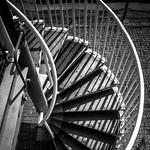 Spiral staircase, Greenland Dock thumbnail