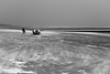 Braving the elements (pauldgooch) Tags: 2018 wind sand england winter port bw kent fujifilm thanet margate beach maritime xt2 uk beachhut lightroom snow seascape boat sea coast harbour seaside unitedkingdom gb highiso