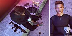 ..... (kev Brunswick ...) Tags: weapons cat money bridge secondlife secondlifeweapons fli parker genesislab barbershop straydog themenjail tmj gild menonlymonthly cubiccherry arcade arcadegacha wazzerworks bamse sorgo dynasty nikotin badunicorn