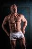 Studio Latmar (janvier 2018) (Vision Factory) Tags: fitness physique male studio muscle masculin gymnastic sport bodybuilding man homme underwear