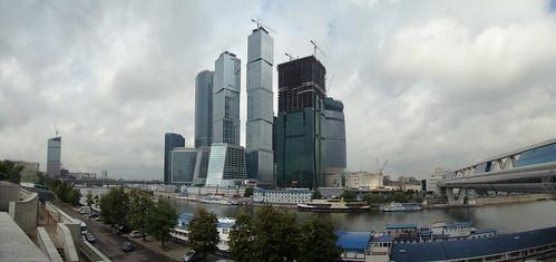 Москва-Сити ©  ayampolsky