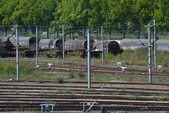 DSC_0289p1 (Andy961) Tags: france normandy normandie rouen railway railroad train yard cargo freight goods sncf