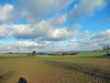 Windy (Antropoturista) Tags: germany deutschland saarland gau clouds skies steineandergrenze landscape