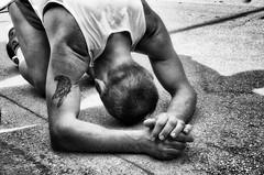 Uomo falco (encantadissima) Tags: podista atleta gara bienne sport street