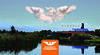 Nube Movimiento en Xochimilco (Laura Hernández G) Tags: mc movimiento naranja ciudadano política fondos escritorio candidatura campaña 2018 méxico cdmx nacional senador diputado laura hernández
