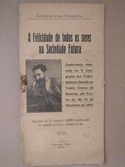 Registo da conferência do Gonçalves Correia no V Congresso dos Trabalhadores Rurais (ACMateus) Tags: antiguidades coleccionismo velharias livro