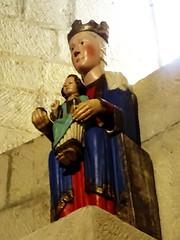 altar mayor talla imagen Virgen y el Niño interior Iglesia del Crucifijo Puente la Reina Navarra (Rafael Gomez - http://micamara.es) Tags: altar mayor talla imagen virgen y el niño interior iglesia del crucifijo puente la reina navarra